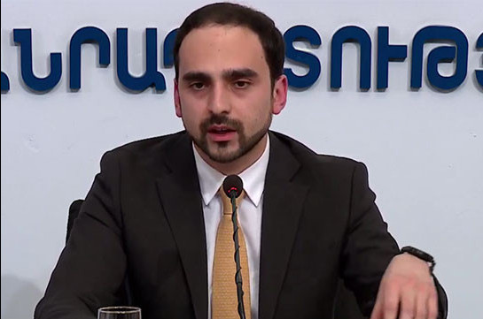 If not government restrictions 89% of Armenia's population would have been infected: Tigran Avinyan