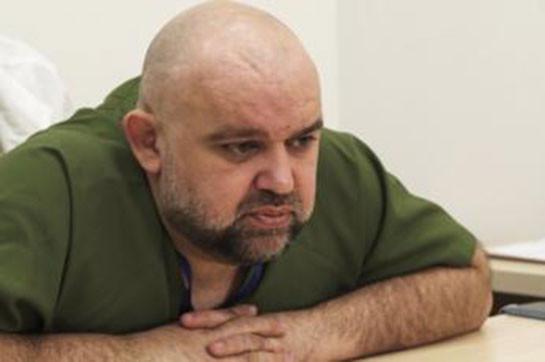 У главврача больницы в Коммунарке обнаружен коронавирус (BBC)