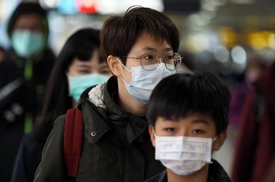 В Китае за сутки 36 человек заразились коронавирусом, семь умерли (РИА Новости)
