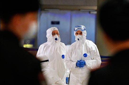 Число случаев COVID-19 в Испании превысило сто тысяч (РИА Новости)