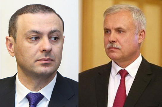 Security Council Secretary holds phone conversation with CSTO Secretary General
