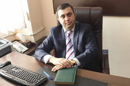 Ռուստամ Մախմուդյանը նշանակվել է վարչական դատարանի դատավոր
