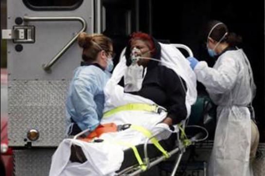 Coronavirus: US death toll exceeds 5,000