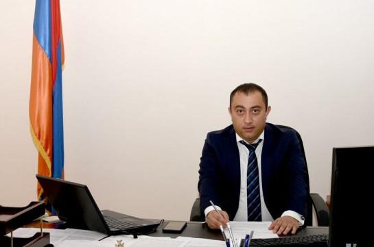 One new coronavirus case recorded in Armenia's Vayots Dzor province