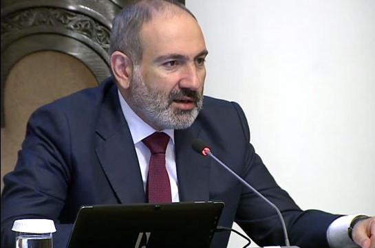 Никол Пашинян призвал не относиться так спокойно к коронавирусу
