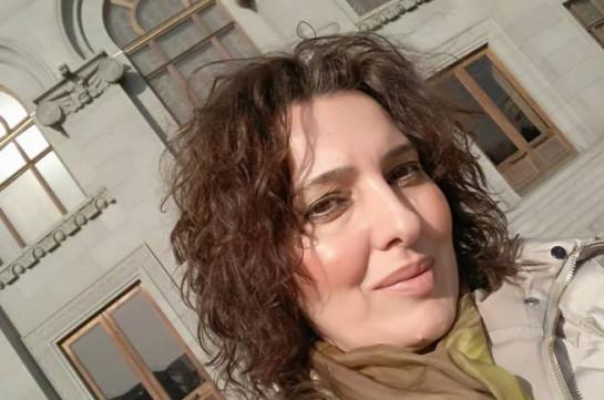 Анна Сардарян отказалась от тестирования и госпитализации – Минздрав Армении