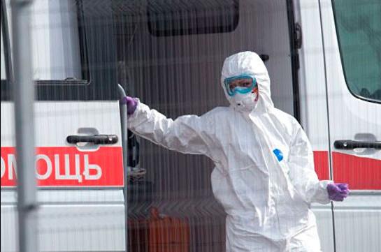В России за сутки умерли четыре пациента с коронавирусом (РИА Новости)
