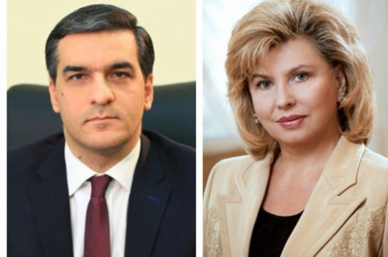 Մարդու իրավունքների պաշտպանը Ռուսաստանի հանձնակատարի հետ քննարկել է COVID-19-ի համաճարակի ընթացքում համագործակցությանը վերաբերող հարցեր