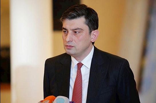 Վրաստանի վարչապետը հայտարարել է երկրում COVID-19- ի հետ կապված իրավիճակի վատթարացման մասին (РИА Новости)