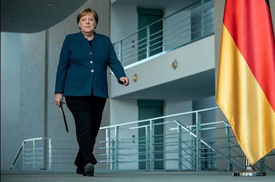 Меркель 3 апреля вернётся на работу после карантина (RussiaToday)