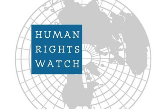 Human Rights Watch: Armenia's parliament adopts law restricting privacy amid COVID-19 fight