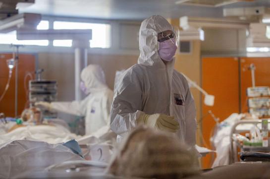Число случаев коронавируса в мире превысило 1,1 миллиона (РИА Новости)