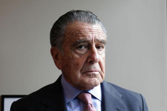 Էդուարդո Էռնեկյանը 250 000 ԱՄՆ դոլարի օգնություն կտրամադրվի Հայաստանի կառավարությանը