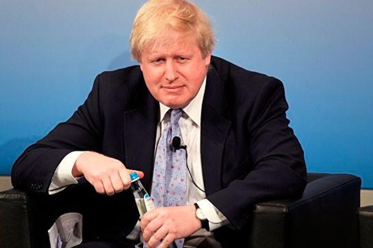 Борис Джонсон помещен в отделение интенсивной терапии (BBC)