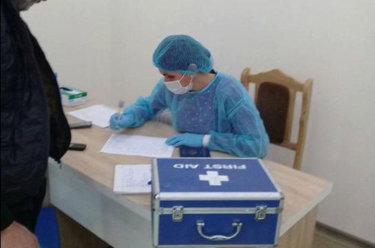 В Арцахе подтвержден первый случай коронавируса