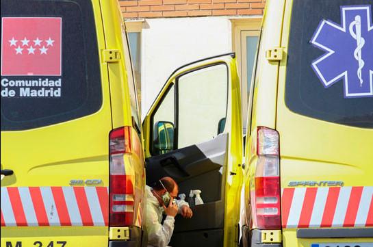 Իսպանիայում կորոնավիրուսի հետևանքով մեկ օրում մահացել է ավելի քան 740 մարդ (RussiaToday)