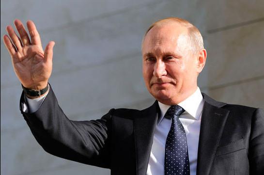 Վլադիմիր Պուտինը Բորիս Ջոնսոնին շուտափույթ ապաքինում է մաղթել (Gazeta.ru)