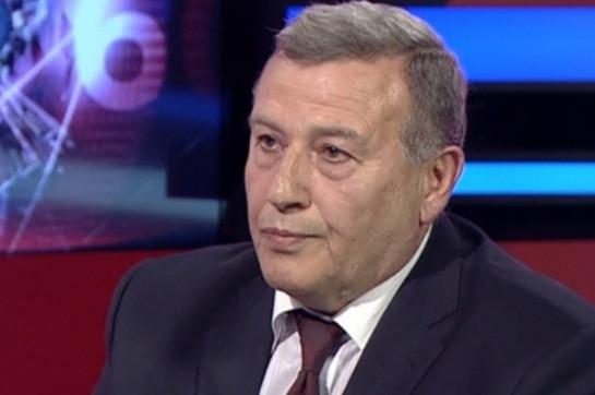 Бывший советник премьер Армении по вопросам авиации обвинил власти в антигосударственных подходах