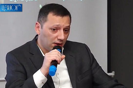 Армен Минасян: EASA писало письма Татевик Ревазян – возникает вопрос, кто должен был знать и кто саботировал?