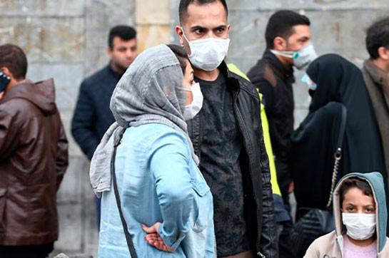 В Иране число жертв коронавируса достигло 3993 человек (РИА Новости)