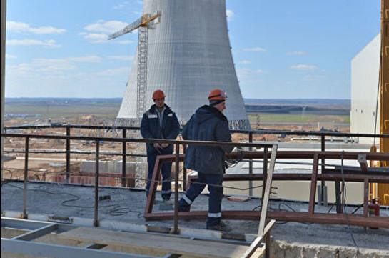Բելառուսական ԱԷԿ-ի ռուս շինարարների մոտ կորոնավիրուս է հայտնաբերվել (РИА Новости)