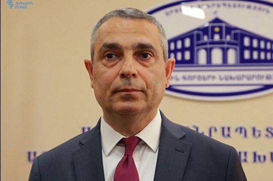 Кандидат в президенты Арцаха Масис Маилян не примет участия в голосовании