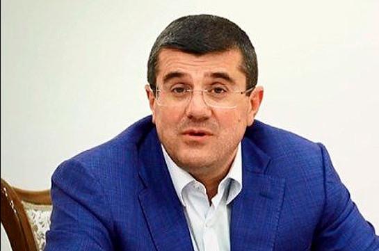 В Арцахе не будет политического преследования – Араик Арутюнян