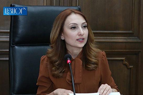 Я не разделяю мнения, что ответственность за произошедшее несет пресс-секретарь премьера – Лилит Макунц