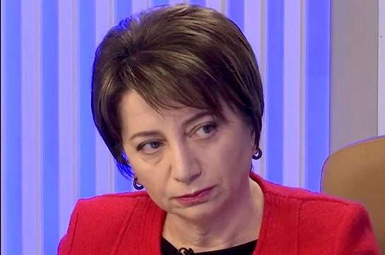 Пашинян называет тех, кто смеет его критиковать, остатками прежнего режима – Анна Исраелян