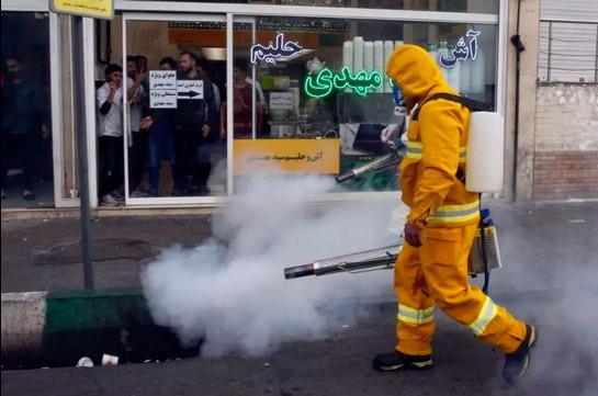 Иран освободил из тюрем более тысячи иностранцев из-за коронавируса
