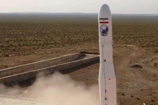 Иран запустил свой первый военный спутник на орбиту