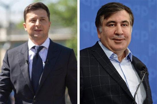 Саакашвили получил от Зеленского предложение занять пост вице-премьера по реформам