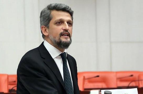 Гаро Палян: Геноцид армян был совершен на этих землях и должен обсуждаться именно в парламенте Турции
