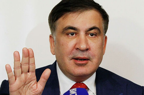 Саакашвили заявил, что поддержит ускоренную интеграцию Украины в ЕС