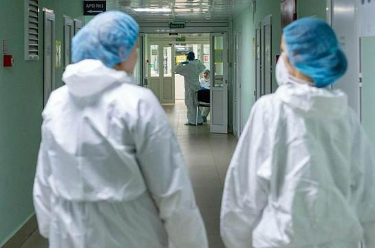 В России за сутки умерли 108 пациентов с коронавирусом