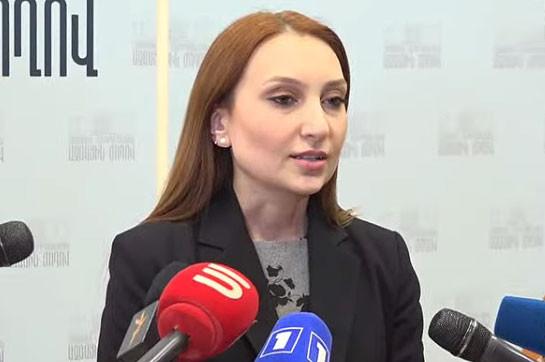 Считаю, что произошедший инцидент связан с принятием закона о конфискации незаконного имущества и выступлениями Алена Симоняна – Лилит Макунц