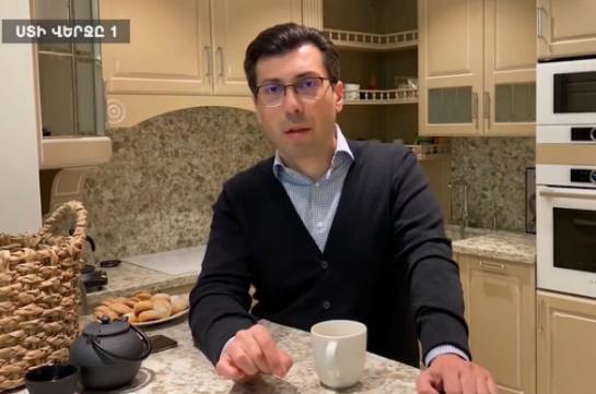 Микаел Минасян рассказал, почему отказал Николу Пашиняну (Видео)