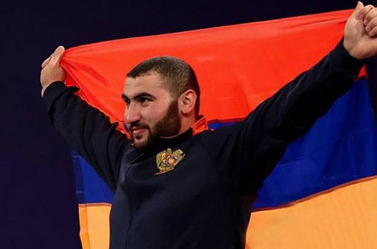 2016-ի Օլիմպիական խաղերի ժամանակ 2-րդ տեղ գրաված Սիմոն Մարտիրոսյանը ոսկե մեդալ կստանա