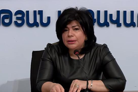 Были случаи, когда персонал скорой помощи отказывался работать с инфицированными больными – Тагуи Степанян