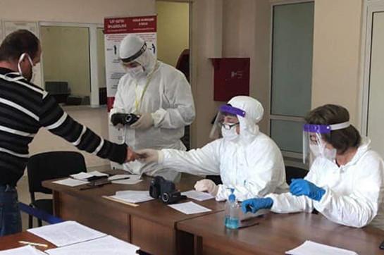 В Армении 9 мая увеличилось число зараженных и скончавшихся от коронавируса
