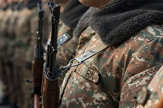 Criminal case instituted into death of soldier in Artsakh