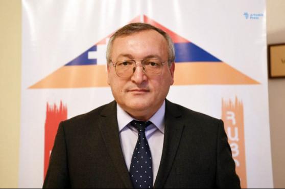 Arthur Tovmasyan elected chairman of Artsakh National Assembly - aysor.am -  Hot news from Armenia