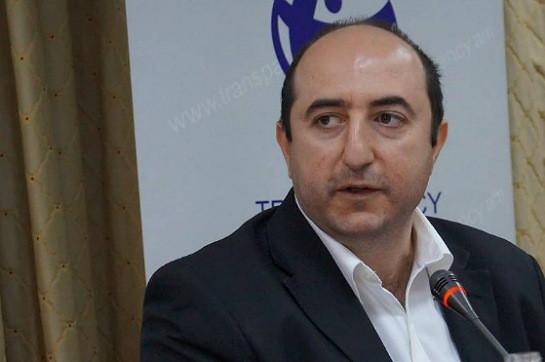 Артак Манукян в Специальной следственной службе дал объяснение по факту инцидента в парламенте