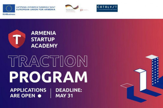 Applications for the First Traction Programme are Now Open