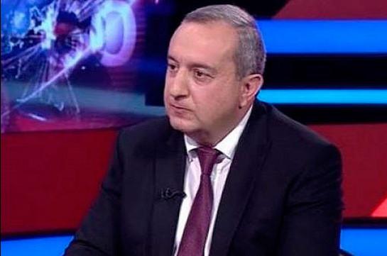 Начальник следственного департамента СНБ освобожден от работы