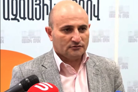 Tourism sector is in lockout but it is possible to save it: Mekhak Apresyan