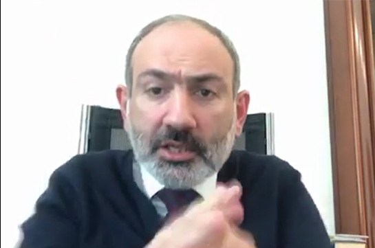Pashinyan: Current dynamics of spread of COVID-19 may result in tens of deaths daily
