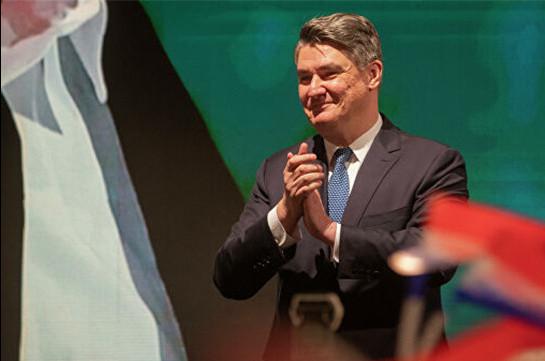 Президент Хорватии назначил выборы в парламент на 5 июля