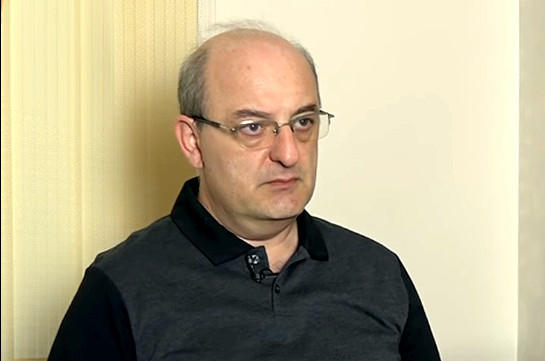 Mikayel Minasyan breaks PM's character with his arguments: political technologist