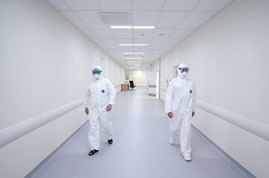 В Китае за сутки выявили 33 случая заражения COVID-19